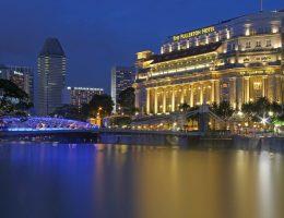 The Fullerton Hotel | Singapore