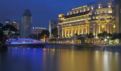 The Fullerton Hotel | Singapore