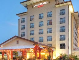 Courtyard Marriot Hotel – Paramaribo | Surinam