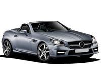Mercedes SLK Class Cabrio