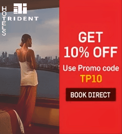 Trident Hotels PROMO CODE
