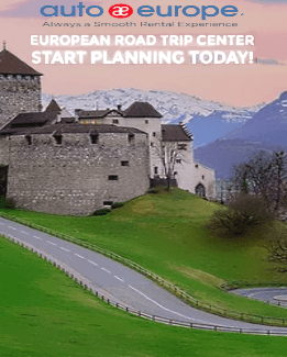 The Ultimate European Road Trip Planning Center