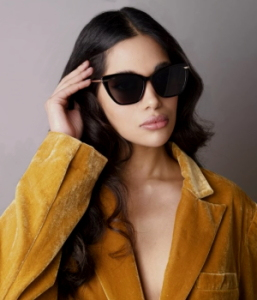 French Kiss Cat Eyes Sunglasses Shades